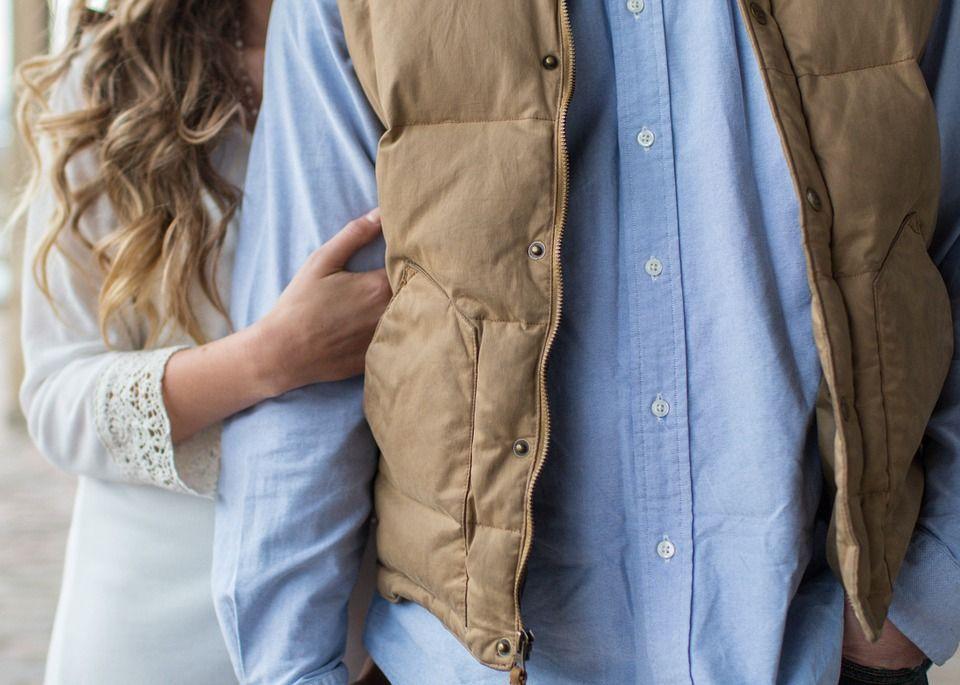 Bezrękawniki męskie pikowane – zawsze ciepło i wygodnie