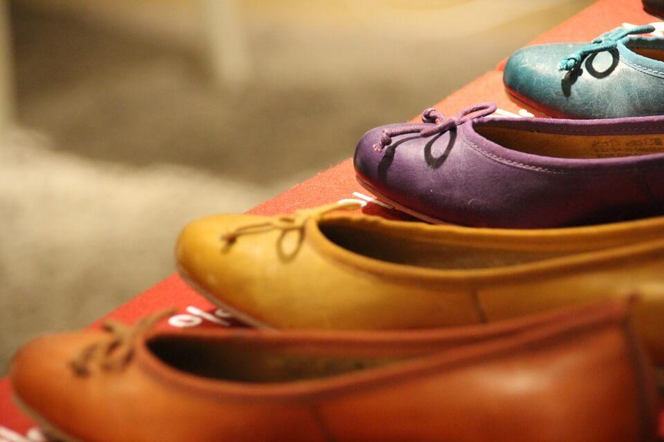 Gdzie można kupić buty?